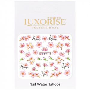 Tatuaj unghii Nature BN-1336, LUXORISE