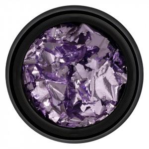 Foita Unghii Unique Lilac #15, LUXORISE