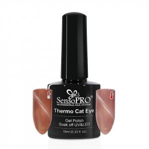 Oja Semipermanenta SensoPRO Thermo Cat Eye #13, 10 ml