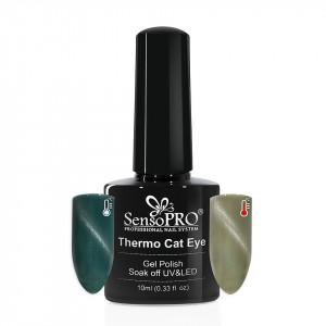 Oja Semipermanenta SensoPRO Thermo Cat Eye #25, 10 ml