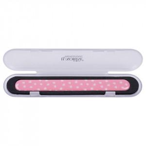 Pila de Sticla Nano Glass File in Etui, Pink Love, LUXORISE