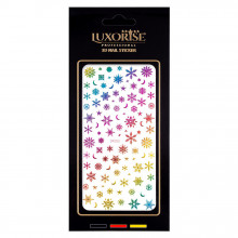 Sticker Unghii Lovely DP2022, LUXORISE