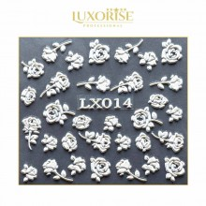 Tatuaj 3D Unghii LUXORISE LX014 - Artistry