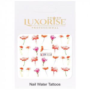 Tatuaj unghii Flamingo BN-1116, LUXORISE
