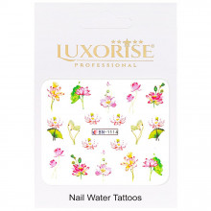 Tatuaj Unghii Nature BN-1114, LUXORISE