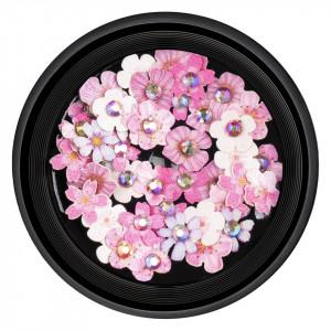 Decoratiuni Unghii Nail Art Bloom Fairy, LUXORISE