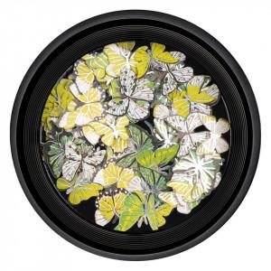 Decoratiuni Unghii Nail Art Butterfly Adventure, LUXORISE