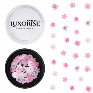Decoratiuni Unghii Nail Art Pink Summer, LUXORISE