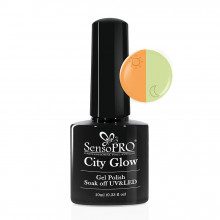 Oja Semipermanenta City Glow SensoPRO #03 Oran-Jollie, 10ml