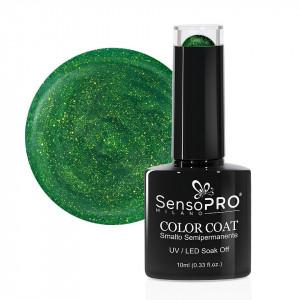 Oja Semipermanenta SensoPRO Milano 070 Tropical Green, 10ml