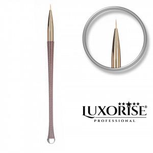 Pensula nail art LUXORISE Crystal Mastery