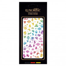 Sticker Unghii Lovely DP2023, LUXORISE