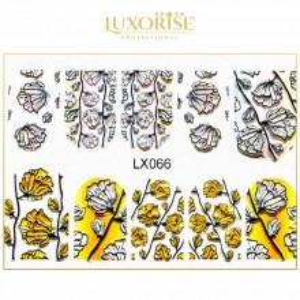 Tatuaj 3D Unghii LUXORISE LX066 - Artistry