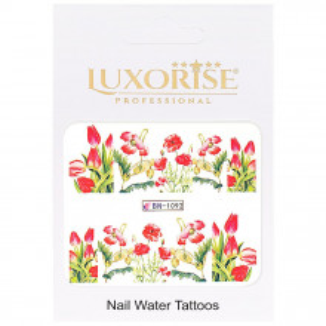 Tatuaj unghii Nature BN-1092, LUXORISE