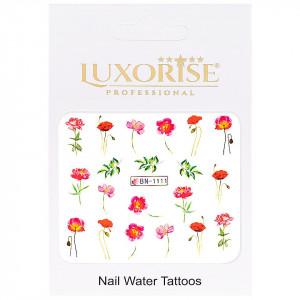 Tatuaj unghii Nature BN-1111, LUXORISE