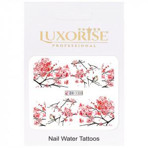 Tatuaj Unghii Nature BN-1325, LUXORISE