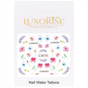 Tatuaj unghii Nature BN-941, LUXORISE