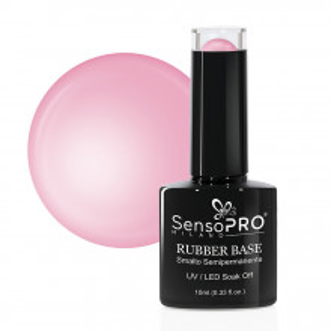 Rubber Base Gel SensoPRO Milano 10ml, Tasty Pink 32