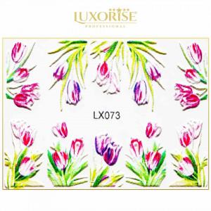 Tatuaj 3D Unghii LUXORISE LX073- Artistry