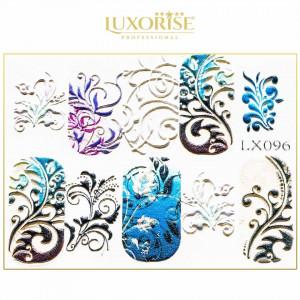 Tatuaj 3D Unghii LUXORISE LX096 - Artistry