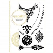 Tatuaj Temporar LUXORISE Queen's Jewelry J034