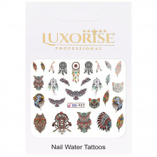 Tatuaj unghii Dream Catcher BN-907, LUXORISE