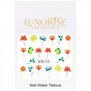 Tatuaj Unghii Nature BN-1115, LUXORISE