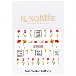 Tatuaj unghii Nature BN-1126, LUXORISE