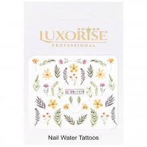 Tatuaj Unghii Nature BN-1410, LUXORISE