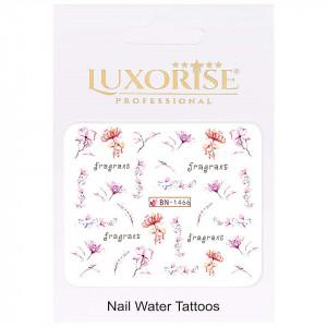 Tatuaj Unghii Nature BN-1466, LUXORISE