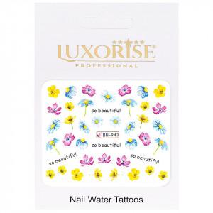 Tatuaj Unghii Nature BN-943, LUXORISE