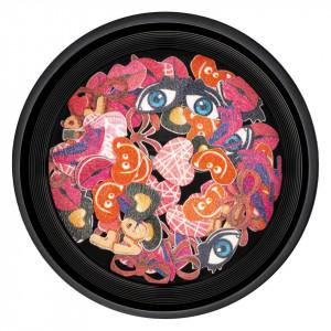 Decoratiuni Unghii Nail Art Love Season, LUXORISE