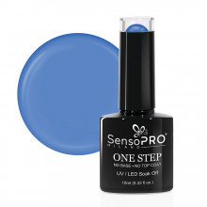 Oja Semipermanenta SensoPRO Milano One Step Vacation Blue #045, 10ml