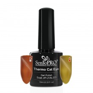 Oja Semipermanenta SensoPRO Thermo Cat Eye #16, 10 ml