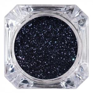 Sclipici Glitter Unghii Pulbere Silver #03, LUXORISE