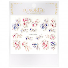 Sticker 3D Unghii Artistry MG1913, LUXORISE