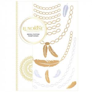 Tatuaj Temporar LUXORISE Gold Edition E023