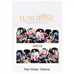 Tatuaj unghii Nature BN-1083, LUXORISE