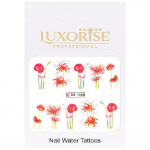 Tatuaj unghii Nature BN-1088, LUXORISE