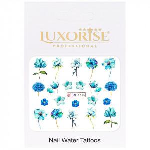 Tatuaj unghii Nature BN-1109, LUXORISE