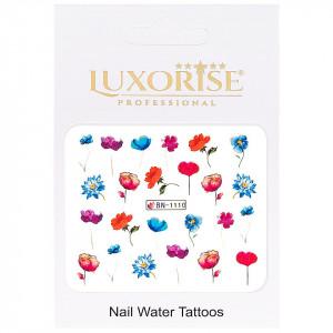 Tatuaj Unghii Nature BN-1110, LUXORISE