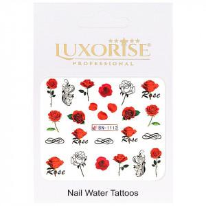 Tatuaj unghii Nature BN-1112, LUXORISE