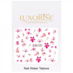 Tatuaj unghii Nature BN-1341, LUXORISE