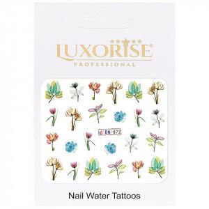 Tatuaj unghii Nature BN-872, LUXORISE