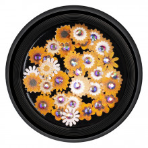 Decoratiuni Unghii Nail Art Bloom Again, LUXORISE