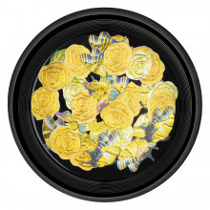 Decoratiuni Unghii Nail Art Golden Paradise, LUXORISE