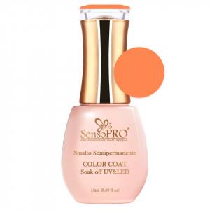 Oja Semipermanenta SensoPRO Peachy Nude #024, 15ml