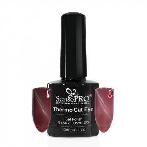 Oja Semipermanenta SensoPRO Thermo Cat Eye #07, 10 ml