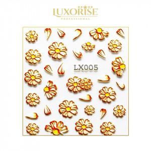 Tatuaj 3D Unghii LUXORISE LX005- Artistry