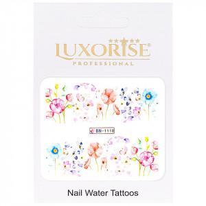 Tatuaj Unghii Nature BN-1118, LUXORISE